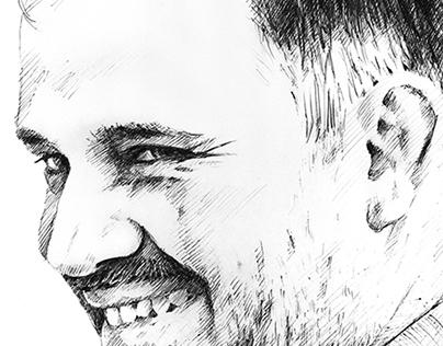 Portrait of Khurram Zaki (Late)