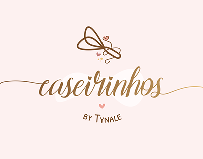 Caseirinhos by Tynale | Identidade Visual