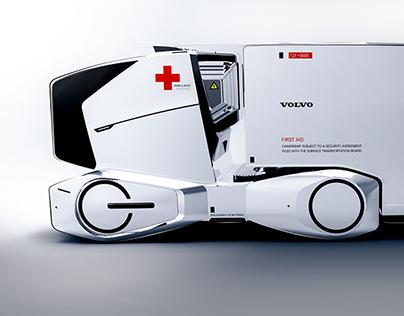 Mobile Medical Ambulance Center