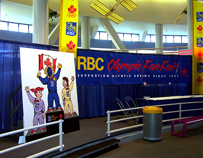 Photo stand for RBC