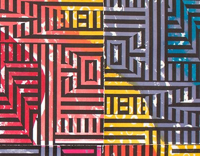 Psychedelic Grids