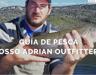 Desarrollo Web Osso Fly Fishing
