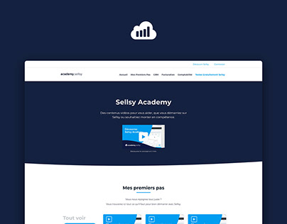 Sellsy Rebranding — Academy