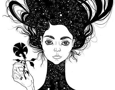 Shine on You Crazy Diamond | Dark Pulse Poster Series