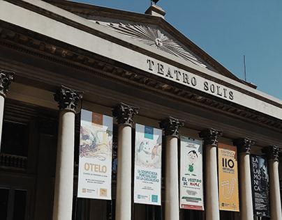 Teatro Solís, Montevideo - UY
