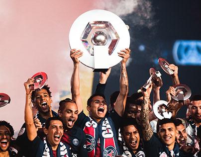 Champions Ligue 1 - PSG