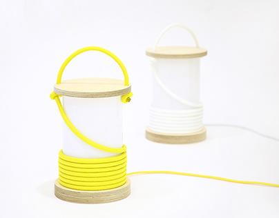 Argizaiola Lamp // OHI DESIGN PROJECT