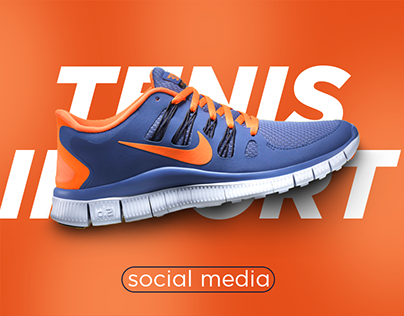 Social Media - Tenis Import