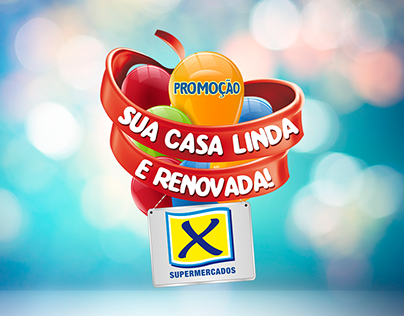 Campanha - Aniversário X Supermercados