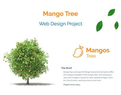 Mango Tree Web App