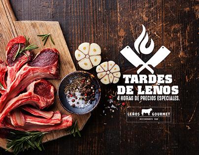 Happy Hour Leños Gourmet