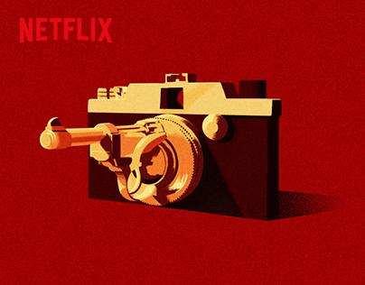 Netflix - El Fotógrafo De Mauthausen - Platform Art