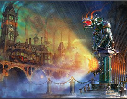 Ragewar- Steam Age