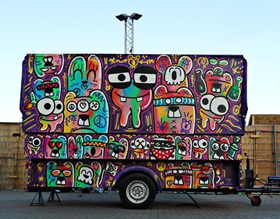 special graffiti jobs