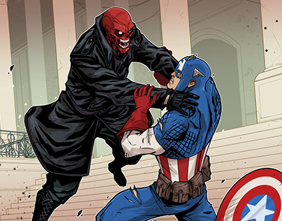 """Marvel Champions """"The Rise of Red Skull"""" Card Game"""