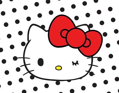 Hello Kitty + Santa Lolla