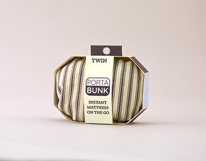 PortaBunk Packaging
