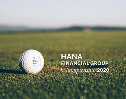 HANA FINANCIAL GROUP CHAMPIONSHIP 2020