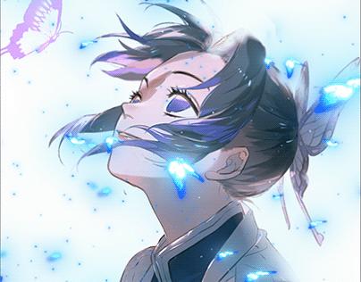 Demon Slayer (Shinobu) - Animated Wallpaper