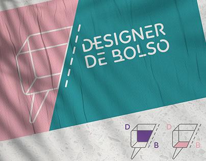 Designer de Bolso   Identidade Visual