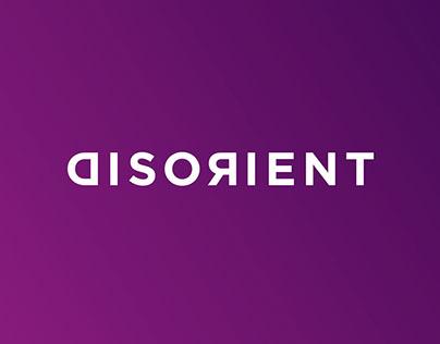 Disorient Branding