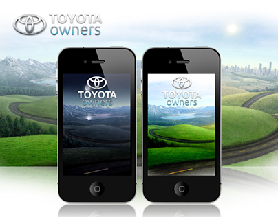 Toyota Owners App