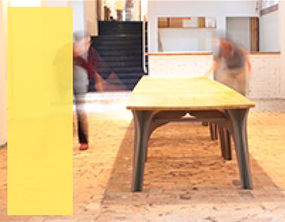 Aomeio + Tio Antonio /Mobiliário