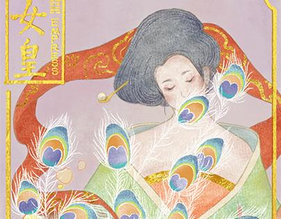Tarot Cards Project - Empress
