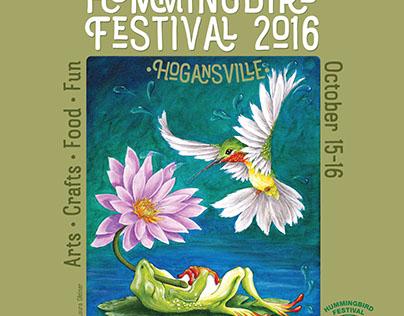 2016 Hummingbird Festival