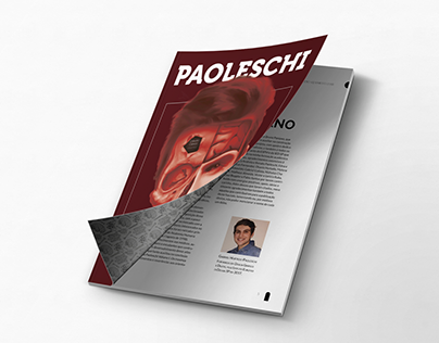 PAOLESCHI | Illustrator for a Human Anatomy Magazine