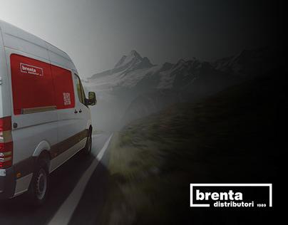 Brenta Distributori Restyling brand Identity