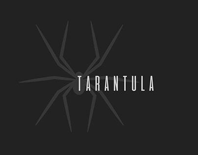Tarantula - the coffee table