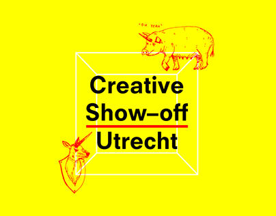 Creative Show–off Utrecht