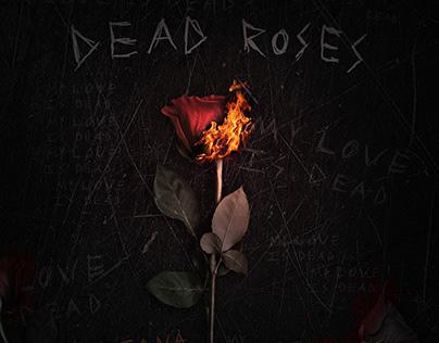 Dead Roses - Album Cover Design