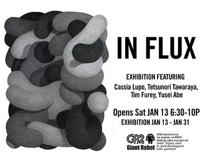 In FLux - Exhibition