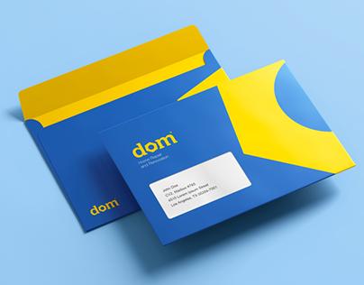 dom branding