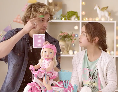"Mattel - Unboxing ""Little Mommy"""
