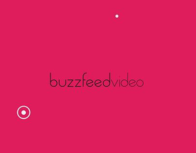 Buzzfeed Rebrand –Opening