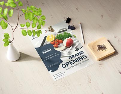Support Line KSA - Opening Flyer
