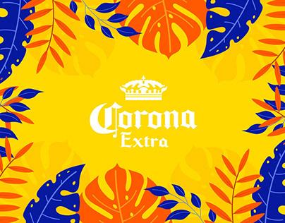 Cerveza Corona - dirección de arte