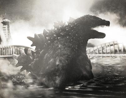 Godzilla Fan-Art