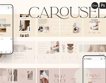 Instagram Carousel Kit