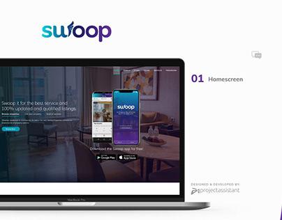Swoop Website
