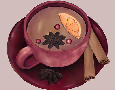 Warm Winter Tea