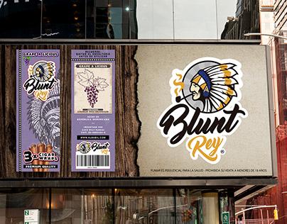 Blunt Rey - Diseño Alternativo