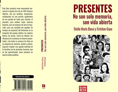 """libro """"PRESENTES"""""""