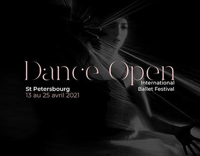 Dance Open - Branding