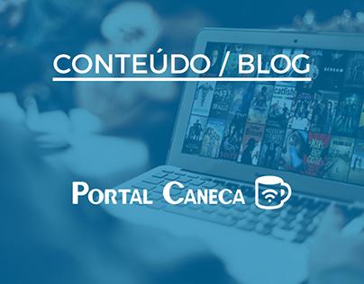 Blogging   Portal Caneca
