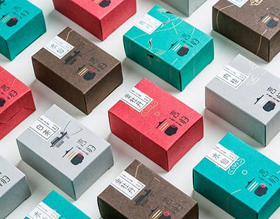 言归 inn TEE - 品牌VI设计&包装设计/BRAND & PACKAGE DESIGN