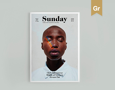 Sunday Mag | Editorial Design